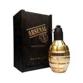 Perfume Arsenal Gold Edp Masculino 100ml