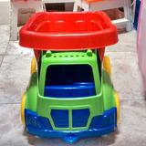 Camion Grande Volcador Acoplado Regalos Aka