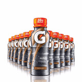 Recover Protein Shake Gatorade X12u De 300ml C/u Choco