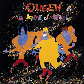Disco De Vinil Raro - Queen - A Kind Of Magic - Raro