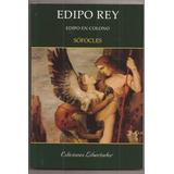 Edipo Rey, Sofocles Libro Nuevo