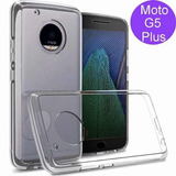 Capa Case Motorola Moto G5 Plus Xt1683 Tela 5.2 + Pel Vidro