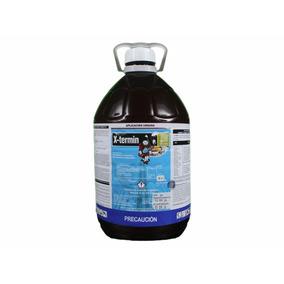 X-termin Ce 5 Lt Insecticida Urbano Rivas Cipermetrina +bpo