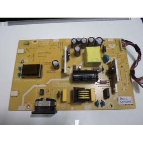 Placa Da Fonte Monitor Aoc 519sw Original