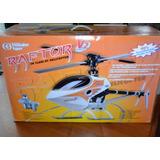 Helicoptero Rc Thunder Tiger Raptor 30 V2
