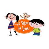 Show Da Luna 1° A 3° Temporada Completa 4 Dvds 78 Episodios