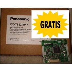 Kx-te82494x- Tarjeta Identificador De Llamadas 3 Lineas