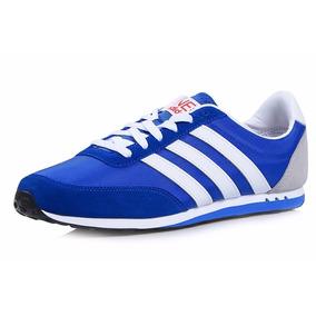 Zapato Calzado Deportivo Caballero adidas Racer Nylon Us 8/9