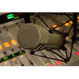 Locutor Para Gravação De Propaganda Volante Carro Som Radio