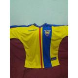 Vendo Camiseta De Ecuador Eliminatorias Mundial 2002
