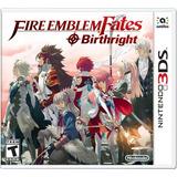 Videojuego Fire Emblem Fates Birthright Nintendo 3ds Gamer
