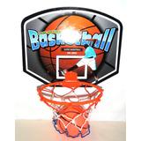 Basket, Mini Aro Plastico, Ideal Puerta Cuarto, Baño, Etc.