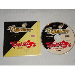 Tigrillos / Banda Pequeños Musical Cd Promo Mcm