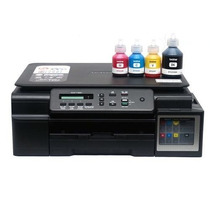 Multifuncional Brother Jato De Tinta Colorida Dcp-t300