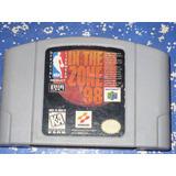 Nintendo-cartucho 64 In The Zone 98
