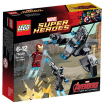 Lego Super Heroes Iron Man Vs. Ultron 76029 - Giro Didáctico