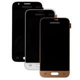 Tela Display Lcd + Touch Samsung Galaxy J1 Mini J105 + Cola