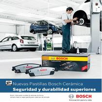 Juego De Balatas Bosch Volkswagen Jetta Clasico Frenos Disco