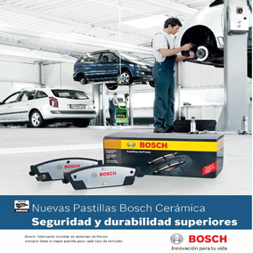 Juego De Balatas Bosch Volkswagen Vw Jetta A4 2.0l 1999 2000