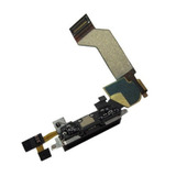 Puerto Carga Iphone 4s 4gs A1387 Cable Flex Micrfono