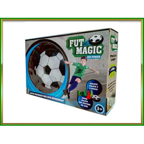 Juego Fut Magic Air Power Futbol Pelota Futmagic Original