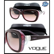 Lentes Vogue Vo2943sb 1941 Pink - Brown Gradient Gafas Nuevo