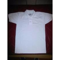 Chemises Escolares Blancas Talla 14y16 100%algodon Garantia.