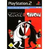 Patch Jogo Play2 Em Cd Spy Vs Spy Ps2 Playstation2 Ps 2 Raro