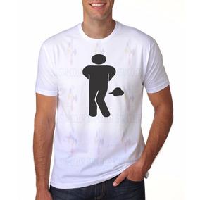 Camisetas Camiseta T-shirt Satira Pum