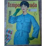 Figurin Temporada Nº 189 Abril 1963 Sin Moldes