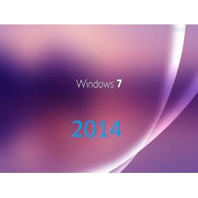 Cd De Instalação Do Windows 7 Pro 2014 - Ativação Original