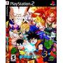 Dragon Ball Z Budkai Tenkchi 3 Ps2 Esp Latino Actualizado