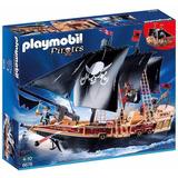 Playmobil 6678 Barco Pirata De Combate - Giro Didáctico