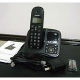 Vendo Teléfono Inálambrico Philips Cd196 Con Contestador!