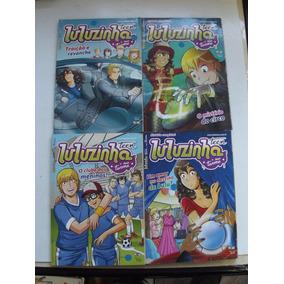 Luluzinha E Sua Turma Teen - Lote 18 Volumes