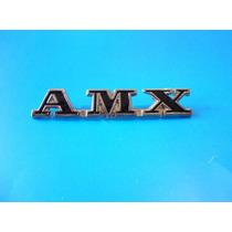 Emblema Amx Rambler Amc - Rally