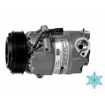 Compressor Ar Condicionado Vw Fox Polo 6pk Delphi 0803 Novo