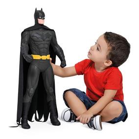 Boneco Gigante Filme Batman 55cm Brinquedo Grande E Original