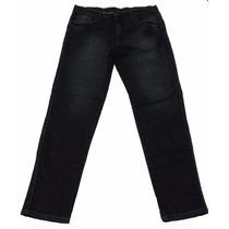 Calça Masculina Jeans De Elastano Plus Size 2000 50 Ao 70