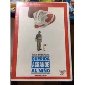 Querida, Agrandé Al Niño | Dvd Original Sellado | Disney