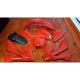 Kit Plasticos Cachas Honda Tornado Xr 250 Motos Outlet Repue