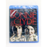 Blu Ray Duplo Bonnie & Clyde Lacrado Dub/leg Envio Carta Reg