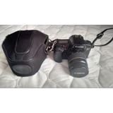 Cámara Fotográfica Profesional Canon Eos Rebel S