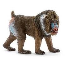 Mandril Schleich, Replica Original Animales Salvajes 14715
