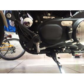 Comando Avançado Preto Harley Davidson Sportster 883