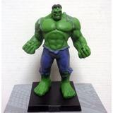 Miniatura Eaglemoss Original Hulk Edição Especial - Sem Fasc
