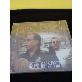 Cd Crysthian E Ralf * Série Seleção Sertaneja Vol.3