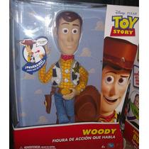Toy Story Woody Mattel 20 Frases Parlant Replic Origina 42cm