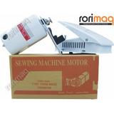 Motor Máquina De Costura Doméstico Branco 110v Ou 220v.