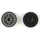 Pickup Roller Goma Alim Para Lex E260 X264 E360 X364 E460